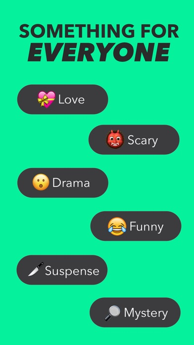 SHADOW - Chat Texting Stories screenshot 4
