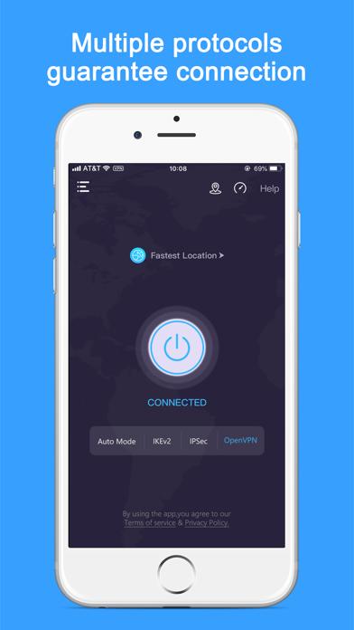 VPN - Super Unlimited Proxy app image