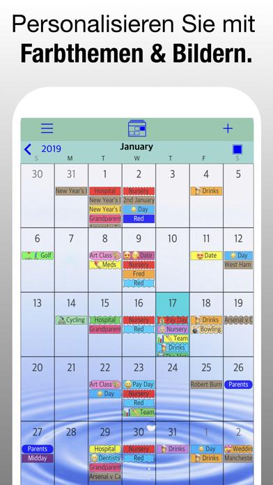 Kalender PocketLifeScreenshot von 5