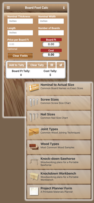 Woodmaster On The App Store