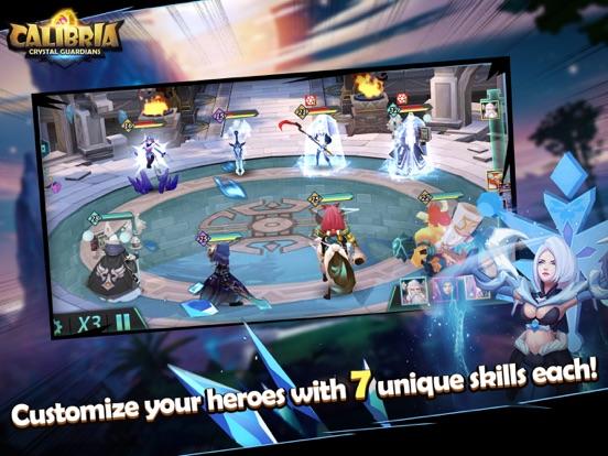 Calibria: Crystal Guardians screenshot 10