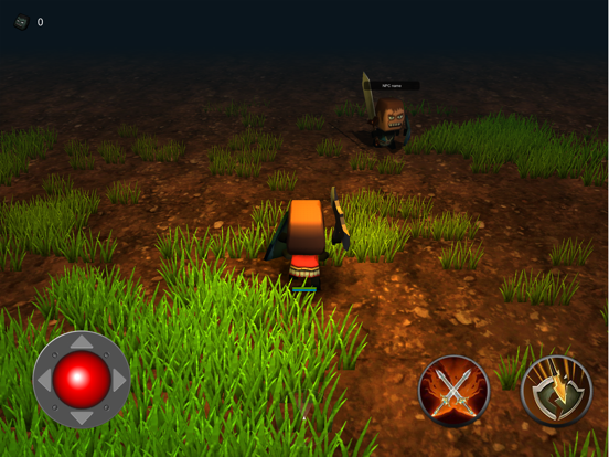 Warriors With Square Heads screenshot 5