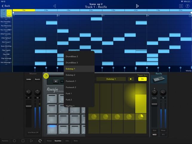 KORG Gadget 2 Screenshot
