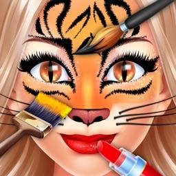 Face Paint Party Salon Games