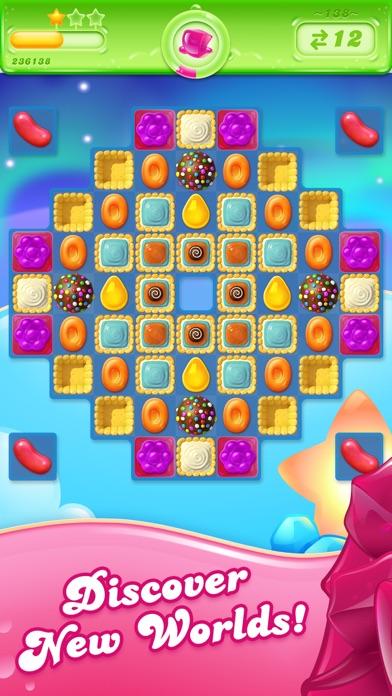 Candy Crush Jelly Saga for windows pc