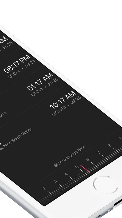 World Clock - Time Widget