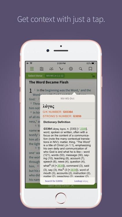NIV Bible App + screenshot-8