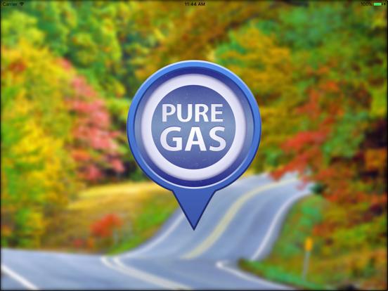 Pure Gas screenshot