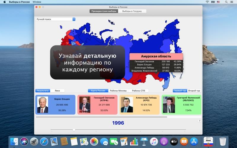Выборы в России for Mac