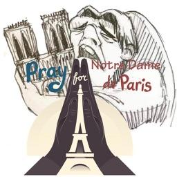 Pray For Notre Dame de Paris