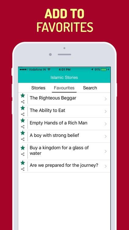 200+ Islamic Stories (Pro) screenshot-4