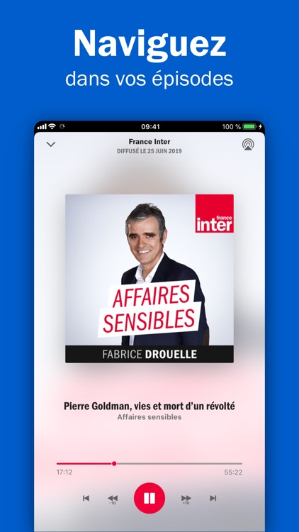Radio France - podcast, infos screenshot-4