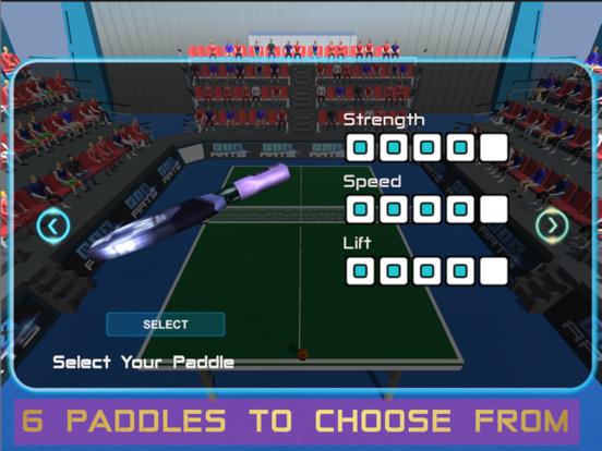 Table Tennis World Tournament screenshot 6