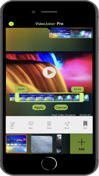 VideoJoiner - HD Video Editor