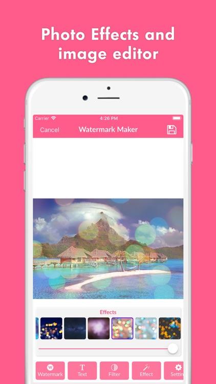 Watermark Photo - Image Editor screenshot-4