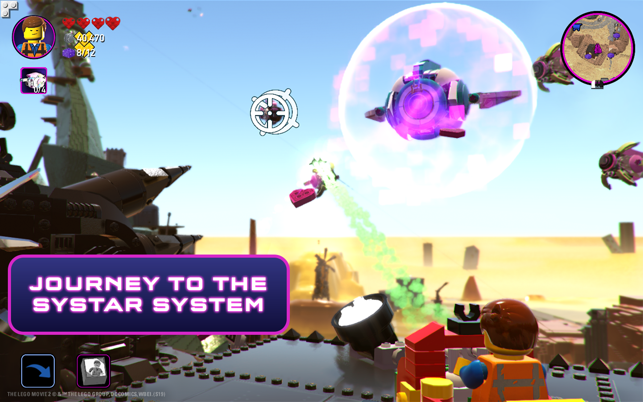 The Lego Movie 2 Videogame On The Mac App Store