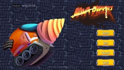 溶岩鉱車-楽しい鉱掘り育成ゲームのおすすめ画像1