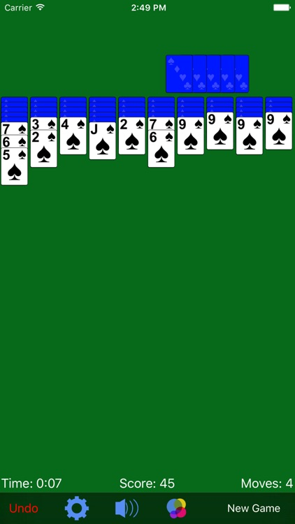 Spider Solitaire·