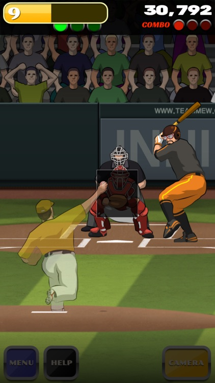 Inning Eater (Baseball game) screenshot-1