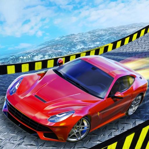 Mega Ramp Stunt Car Racing 20