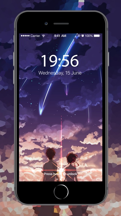 Anime Wallpaper Master HD screenshot-5