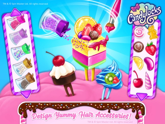 Candylocks Hair Salon screenshot 13