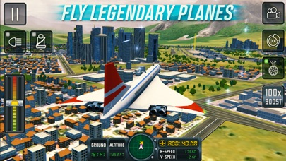 Flight Sim 18 screenshot one