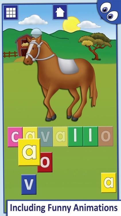 Italian First Words Phonic screenshot-3