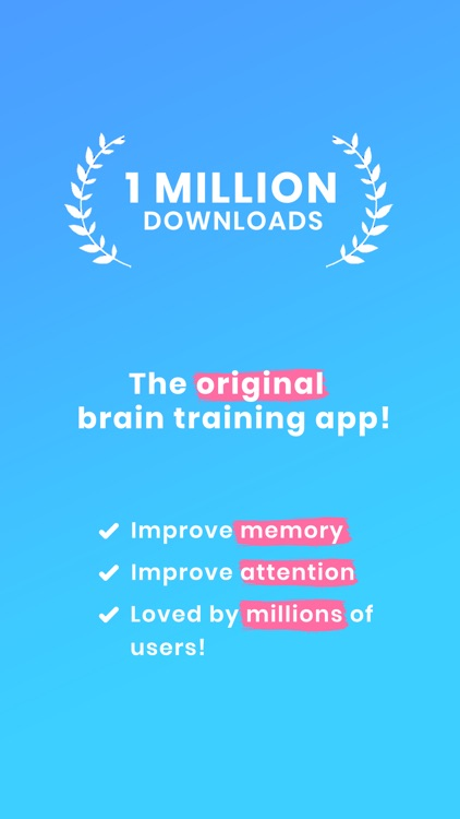 Brainwell: Brain Training Game