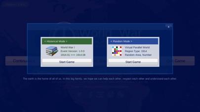 Screenshot of Guerra mondiale7