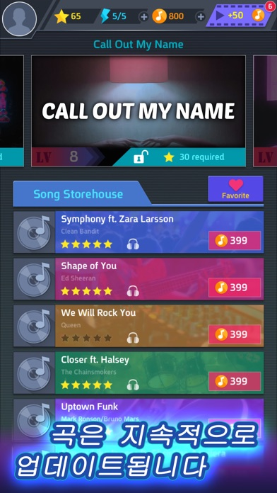 Tap Tap Music-Pop Songs for Windows