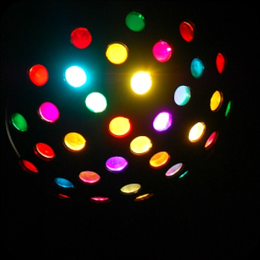 Disco Party Lights By Dedeepya Kasarla