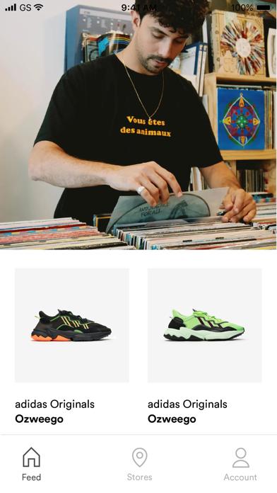 Herunterladen Sneakersnstuff für Pc