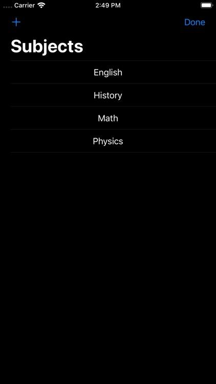 Homework. screenshot-3