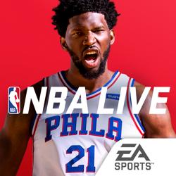 NBA LIVE-EA出品 5v5真操控籃球手游