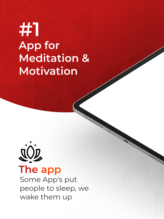 New Mindfulness App Merges Meditation and Motivation Image