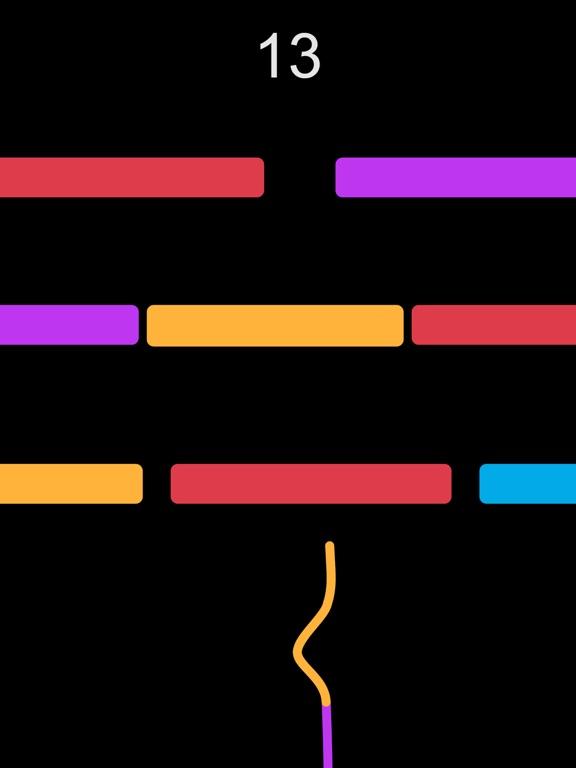 Snake VS. Colorsのおすすめ画像2