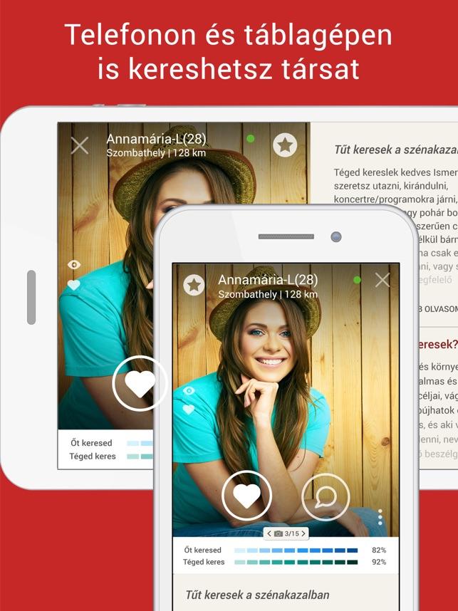 Társkereső alkalmazások iphone vélemények