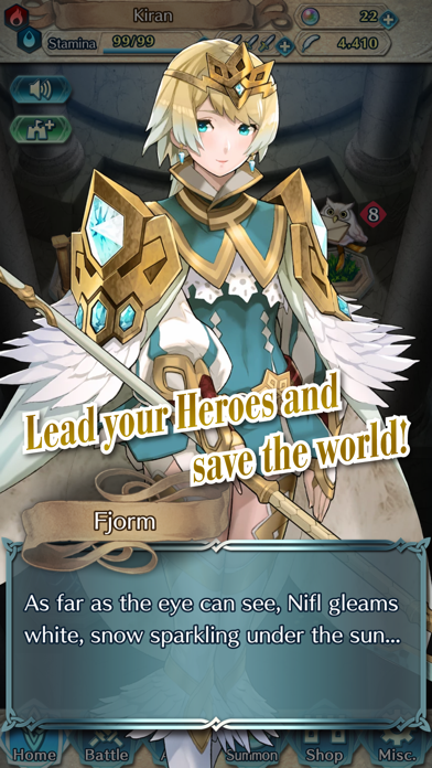 Fire Emblem Heroes for windows pc