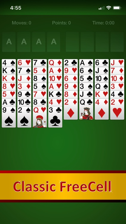 FreeCell Solitaire ‏‎ screenshot-0