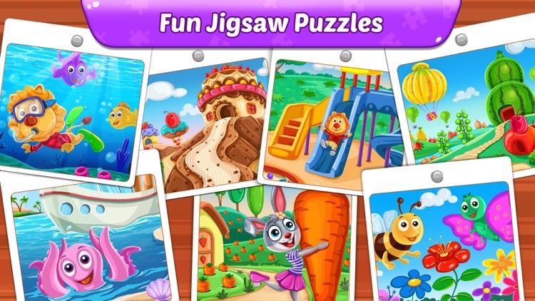 Puzzle Kids - Jigsaw Puzzles screenshot-6