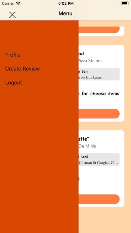 Food ReviewZee