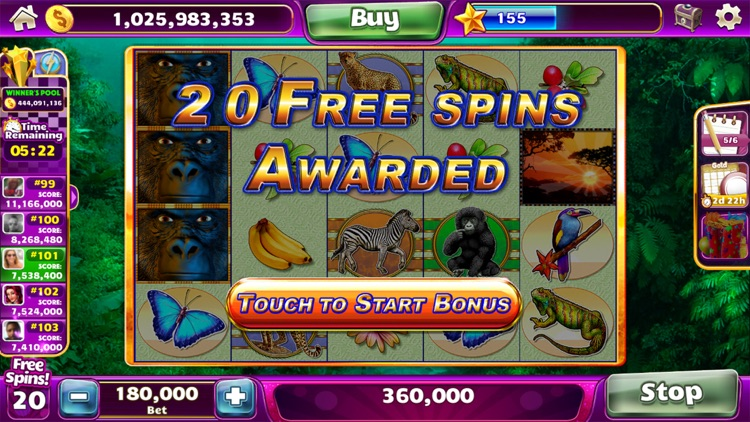 Jackpot Party - Casino Slots screenshot-1