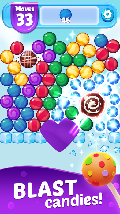 Sugar Blast: Pop & Relax screenshot 1