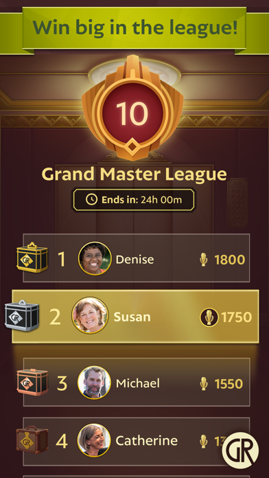 Grand Gin Rummy 2: Card Game screenshot two