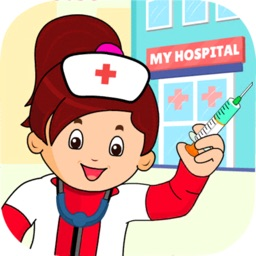 My Hospital Town for Kids