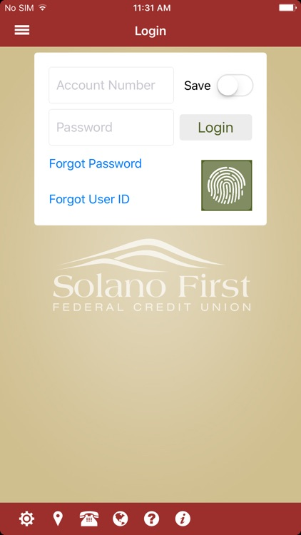 Solano First FCU Mobile