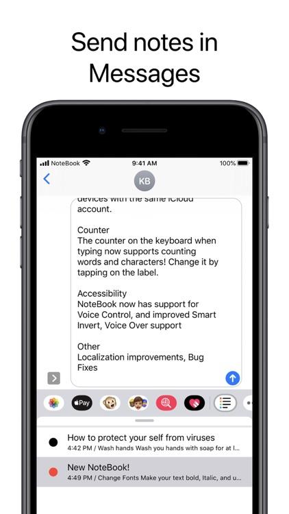 NoteBook -a note app screenshot-6