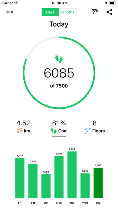 Download Walking Running Tracker Goals for Pc