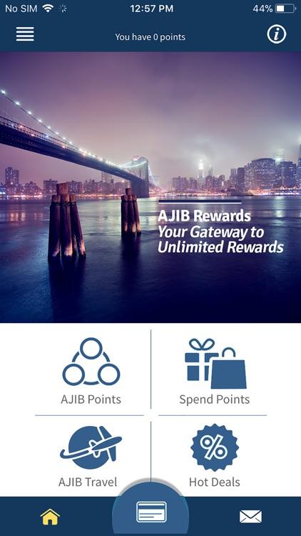 AJIB Rewards